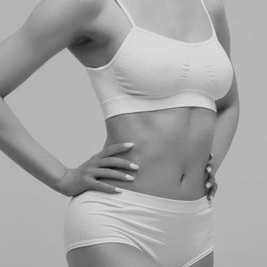 close up photo of woman's torso